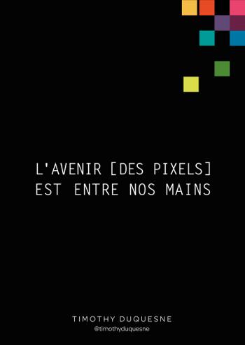 L'AVENIR [DES PIXELS]