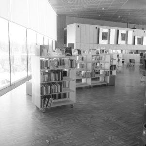 Bibliothèque Alexis De Tocqueville – Caen