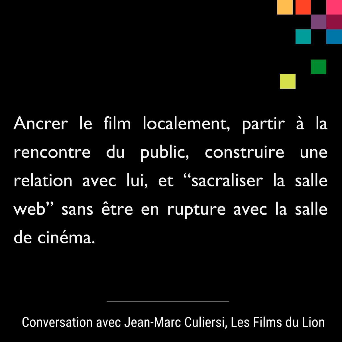 Entretien Avec Jean-Marc Culiersi (Film : Derniers Remords Avant L'oubli)